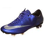 Nike Mercurial Vapor X Fußballschuhe Herren blau / silber