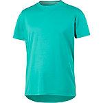 unifit T-Shirt Herren türkis
