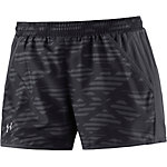 Under Armour Fly By Laufshorts Damen schwarz/anthrazit