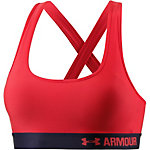 Under Armour Crossback Sport-BH Damen rot