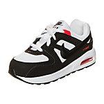 Nike Air Max Command Flex Sneaker Kinder weiß / schwarz