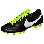 Nike Fußballschuhe Herren schwarz / lime