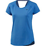 Under Armour Heatgear Coolswitch Funktionsshirt Damen blau