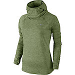 Nike Element Laufhoodie Damen oliv