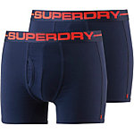 Superdry Boxer Herren dunkelblau