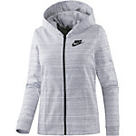 Nike Advanced Knit Sweatjacke Damen weiß