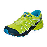 Salomon Speedcross Laufschuhe Kinder lime / türkis