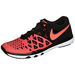 Nike Train Speed 4 Fitnessschuhe Herren anthrazit / rot