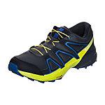 Salomon Speedcross Laufschuhe Kinder grau / blau / gelb