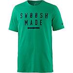Nike Dry DF Swoosh Funktionsshirt Herren grün