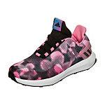 adidas RapidaRun Uncaged Laufschuhe Kinder rosa / schwarz