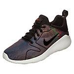 Nike Kaishi 2.0 Print Sneaker Damen schwarz / rot / gelb