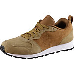 Nike MD Runner 2 Leather Prem Sneaker Herren braun