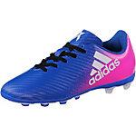 adidas X 16.4 FxG J Fußballschuhe Kinder blau