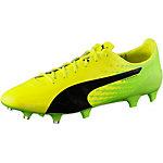 PUMA evoSPEED 17 SL S FG Fußballschuhe Herren gelb/schwarz