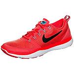 Nike Free Train Versatility Fitnessschuhe Herren orange / schwarz