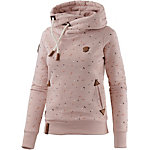 Naketano Kann ich Valuta Hoodie Damen dusty pink melange