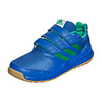 adidas FortaGym CF Fitnessschuhe Kinder blau / grün