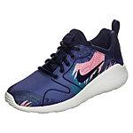 Nike Kaishi 2.0 Print Sneaker Damen blau / rosa