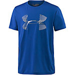 Under Armour Funktionsshirt Jungen blau