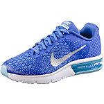 Nike Air Max Sequent Sneaker Mädchen blau