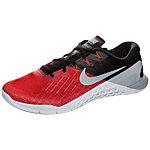 Nike Metcon 3 Fitnessschuhe Herren rot / schwarz / grau