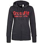 Reebok CrossFit Trainingsjacke Damen dunkelgrau