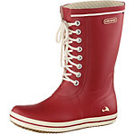 Viking Retro Light Gummistiefel Damen rot