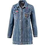 LTB Amena Jeansjacke Damen blue denim
