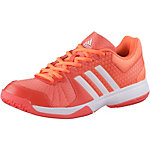 adidas Ligra 4 Volleyballschuhe Damen koralle/orange