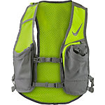 Nike Trinkrucksack grau/gelb