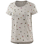 Only T-Shirt Damen beige