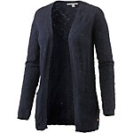 TOM TAILOR Strickjacke Damen navy