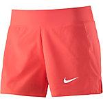 Nike Pure Tennisshorts Damen neonorange