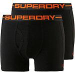 Superdry Boxer Herren schwarz