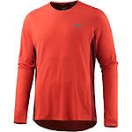 Nike Miler Laufshirt Herren orange