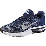 Nike Air Max Sequent Sneaker Jungen blau