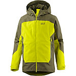 Jack Wolfskin North Slope Funktionsjacke Herren lime/oliv