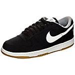 Nike Big Low Lux Sneaker Herren schwarz / weiß