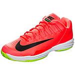 Nike Tennisschuhe Herren orange / schwarz
