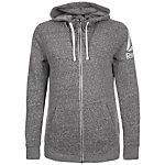 Reebok Elements Prime Group Trainingsjacke Damen grau / weiß