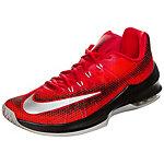 Nike Air Max Infuriate Basketballschuhe Herren rot / schwarz