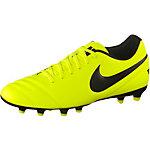 Nike TIEMPO RIO III FG Fußballschuhe Herren gelb/schwarz