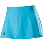 adidas CLUB SKIRT Tennisrock Damen blau