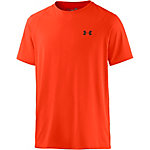 Under Armour HeatGear Tech Funktionsshirt Herren hellrot