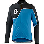 SCOTT Endurance AS 10 Shirt Langarmshirt Herren diva blue black