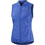 Nike Polyfill Laufweste Damen blau