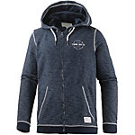TOM TAILOR Sweatjacke Herren navy
