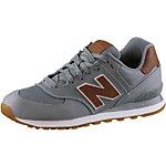 NEW BALANCE ML574TXC Sneaker Herren grau