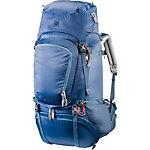 Jack Wolfskin Denali 60 Trekkingrucksack Damen blau